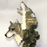 Wolf Heads – large   #A32-037