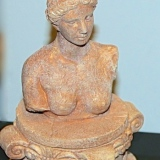 Trinket Box – Female Bust   #1394