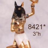 Anubis – mini w/crystal   #8421
