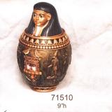 Canopic Jar – Human head  #71510
