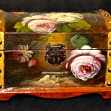 Painted Chest – small     #PC-567