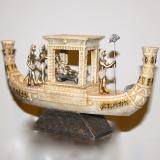 Egyptian Royal Barge   #S-36-025