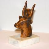 Apis – Head of a Living Bull God  #S-38-092