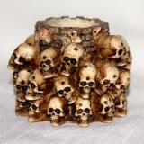 Skull x many – Votive   #WT-0031