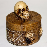 Skull – Pill Box   #MS-67956