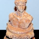 Trinket Box – Male Bust   #1393