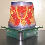 Pen Holder – Dragon     #69010