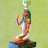 Candle Holder – Nefertiti