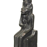 Sekhmet – seated – mini   #E-416