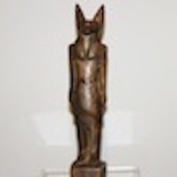 Anubis – Standing – Brown   #E-5050