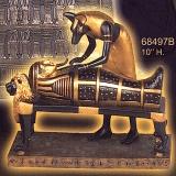 Anubis – over Sarcophagus   #68497-B