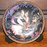 """The Betrothal"" – Collector Plate   #P-3461"