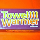 Towel Warmer   #3617