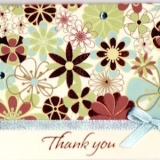 Gift Enclosure – Thank You Card  #GEC-08