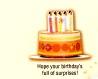 Birthday Card  #BC-656