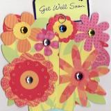 Get Well Card   #GW-01