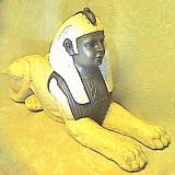 Sphinx – large  #6674