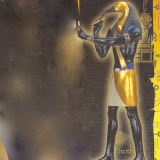 Thoth – Scribe of the Gods – #68129-B