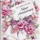 Silver Anniversary   #AC-580