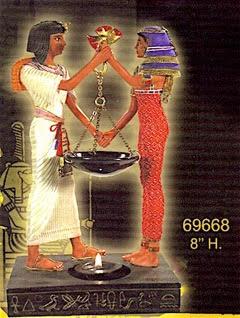 Oil Defuser – Hathor & King Sethos