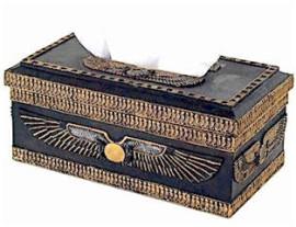 Egyptian Tissue Box