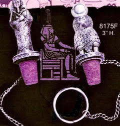Pewter Wine Cork – Baboon w/Disc Crown