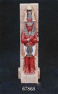 Caryatid Pillar of the Temple